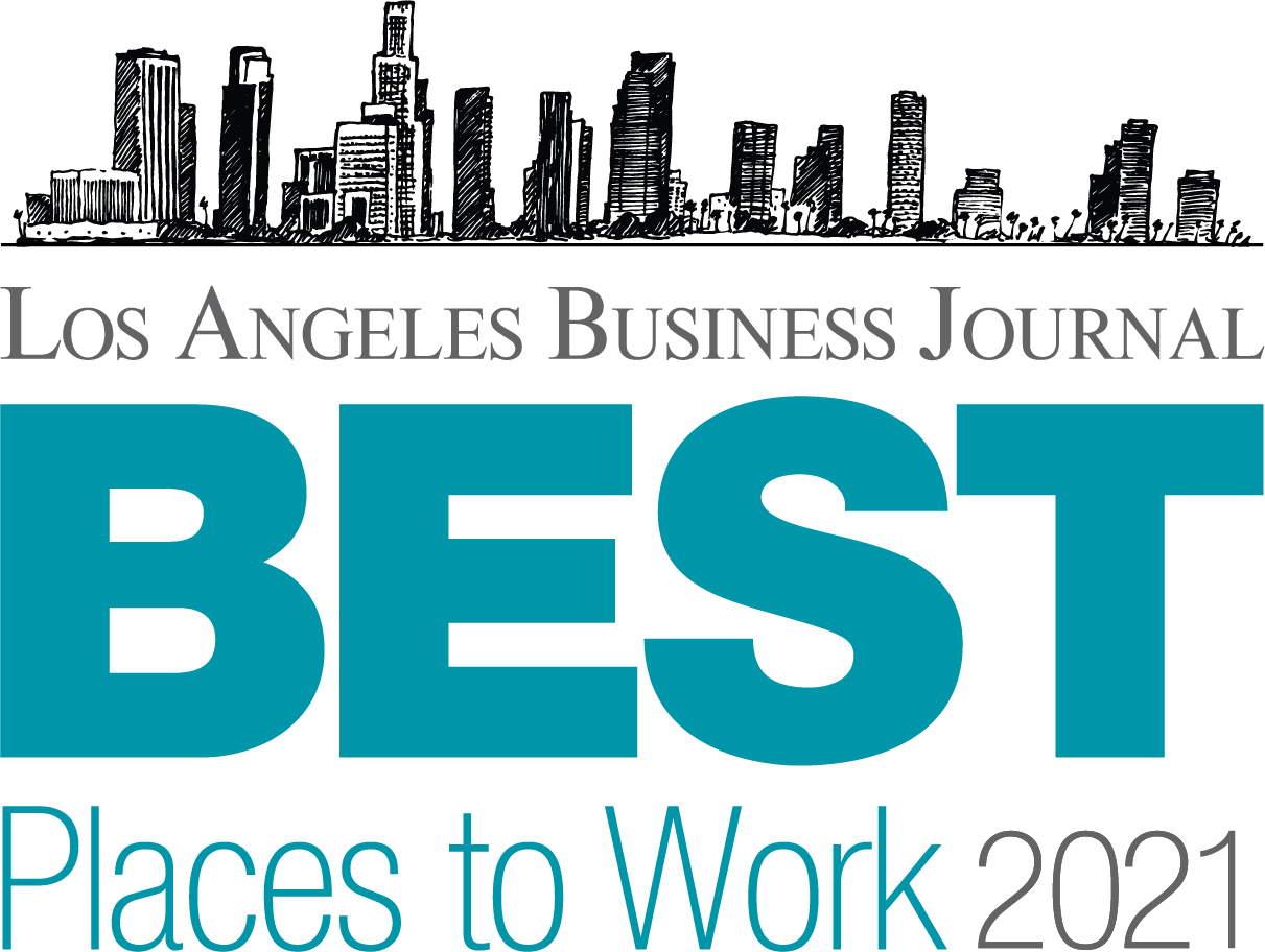 Los Angeles Business Journal – 2021 Best Places to Work